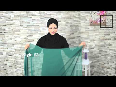 Xxx Mp4 Tutorial Tudung Tudung Clara Chiffon By MuslimahClothing Com 3gp Sex