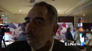 Abel Sanchez Address Is Age Catching Up To Gennady Golovkin EsNews Boxing