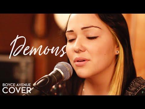 Demons - Imagine Dragons (Boyce Avenue feat. Jennel Garcia acoustic cover) on Spotify & Apple