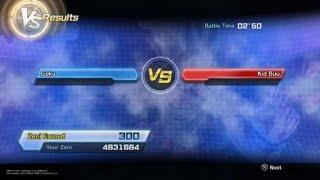 DRAGON BALL XENOVERSE 2 Goku Vs Kid Buu Final Fight!
