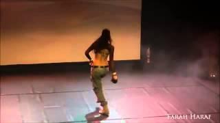 مهرجان أشكرك أوعدك أداء الراقصة التونسية فرح حرف