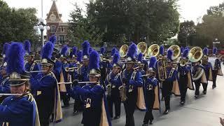 Dana M.S. Marching Band Disneyland 2017