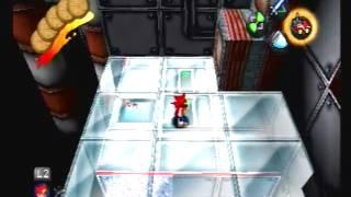 Ape Escape: Stage 19: Specter's Factory (7/10 Monkeys)