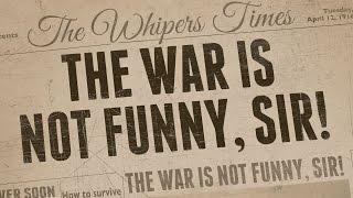 The War Is Not Funny, Sir! - Trailer [HD] Deutsch / German