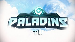 🏹 PALADINS ► ON ENC*LE JERICHO !