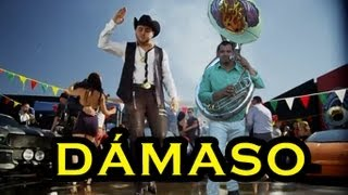 DAMASO | Como tocarla en TUBA | Gerardo Ortiz |  Video Oficial 2013 | Tutorial Exclusivo