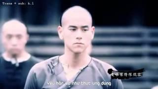 [Vietsub][Bành Vu Yến] Cuồn cuộn - Trương Kiệt | 浩瀚 - 張杰