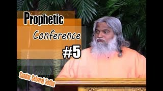 Sundar Selvaraj Sadhu November 4, 2017 ★ Prophetic Conference #5 ★ sundar selvaraj prophecy