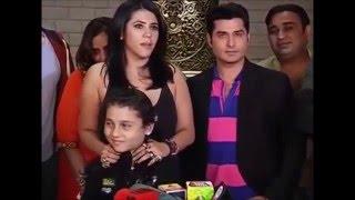 Ekta Kapoor sends her wishes for Pankit Thakker and the cast of Bahu Humari Rajni_kant !