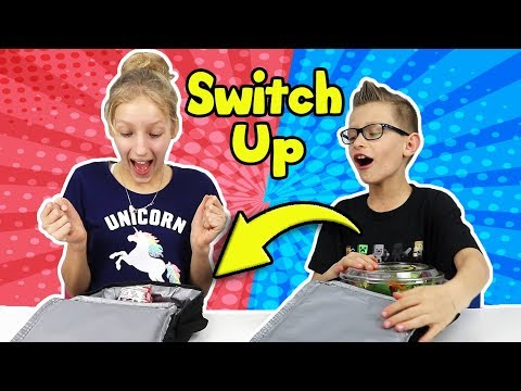 Xxx Mp4 LUNCHBOX SWITCH UP CHALLENGE With Karina And Ronald 3gp Sex