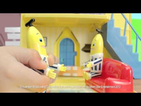 Banana s in Pyjama s Funhouse and Bedtime Banana Buddy
