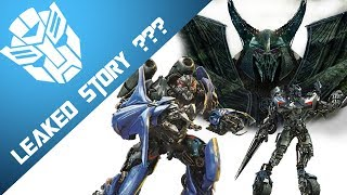 The Original Story for TF6 & TF7 LEAKED?? - [TF6 NEWS]