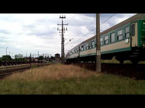 EU07-013 z TLK Kraków - Gdynia + 2xRp1