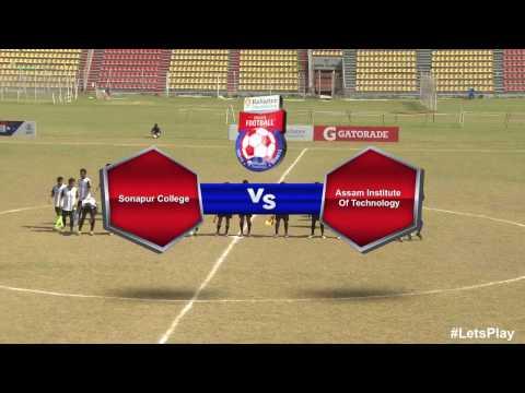 RFYS: Guwahati College Boys - Sonapur College vs Assam Institute Of Technology Highlights