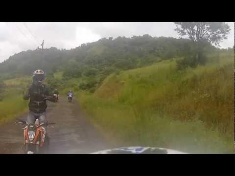 Kunal on KTM - Ride #11 - Lavasa - Panshet - Pune