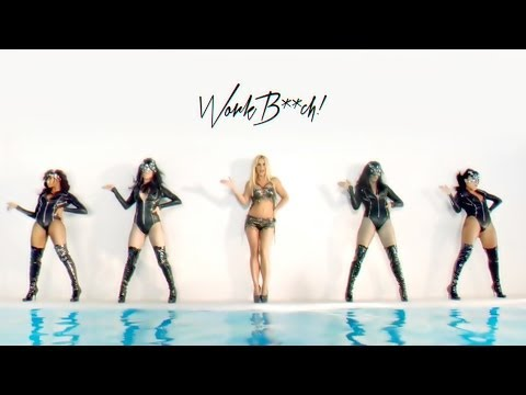 Work Bitch - ORIGINAL Choreography (B-Army Version)