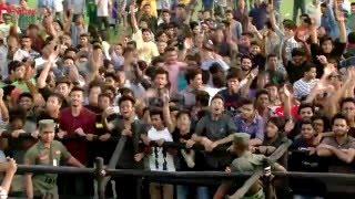 Omanush by Arbovirus at Joy Bangla Concert, 2016
