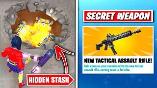 Top 10 Fortnite Season 9 Secrets YOU NEED TO KNOW!