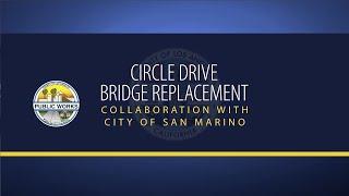 Circle Drive Bridge Replacement Time Lapse