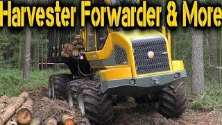 Sampo Rosenlew FR28 Forwarder - KWF 16