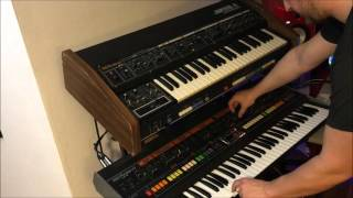 Korg minilogue envelope clicking vs other synths