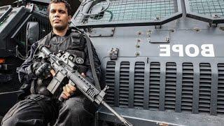 EP 01- BOPE - Rio de Janeiro - ( Batalhão de Operações Policiais Especiais )HD
