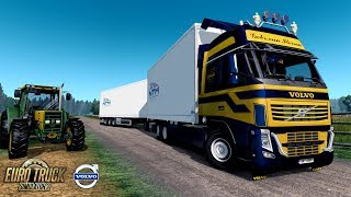 ETS2 1.31 Promods 2.27 Volvo FH Ekeri Tampere - Kemi