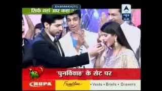 SBS - Gurmeet & Kratika Talk About Upcoming Track In Punar Vivaah - 2nd October 2012