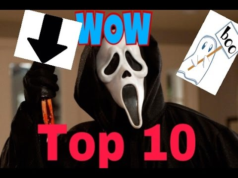 TOP 10 UNIQUE HORROR MOVIE KILLS (Reaction)