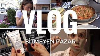 VLOG: BİTMEYEN PAZAR // Moda