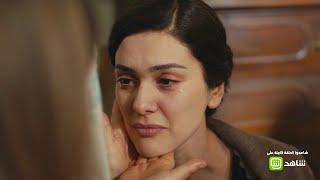 """#أنت_وطني   """"عزيزة"""" تبكي وتضعف بعد طلاق العقيد """"جودت"""" لها"""