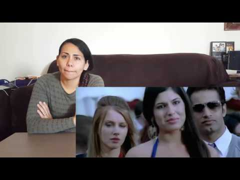 Namaste London Cynthia's Reaction - Best Dialogue - The Real India with English Subtitles