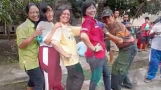 Kemeriahan Dirgahayu Indonesia Tirtomulyo Gergunung Klaten