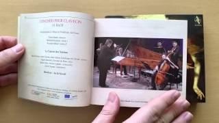 비발디 & 바흐 : 마니피카트와 협주곡 [SACD Hybrid+PAL DVD]
