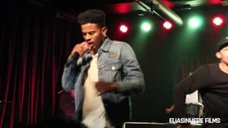 Trevor Jackson - One She Calls (Live)