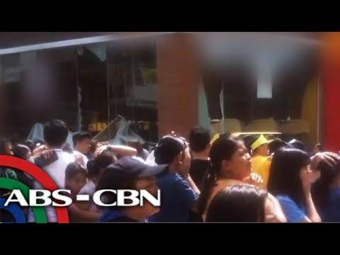 5 sugatan; ilang gusali nasira sa lindol sa Samar | Bandila