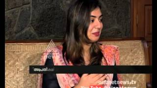 Nazriya Nazim's response after winning State best actress award