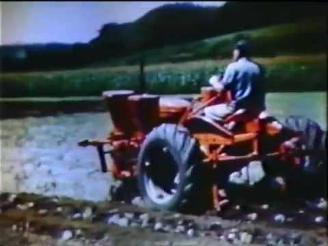 AllisChalmers CA Modern Farm Power Package 1952