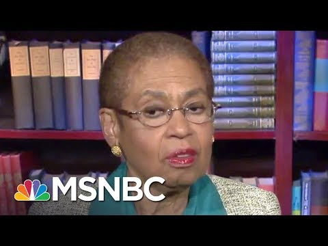Norton Slams Dershowitz Over DC Grand Jury Comments | The Beat With Ari Melber | MSNBC