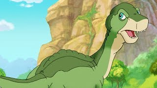 Land Before Time | The Big Longneck Test | Cartoon for Kids | Kids Movies