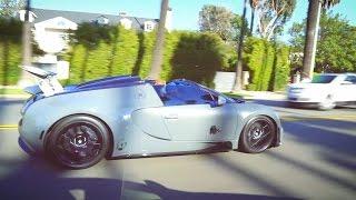 The craziest Bugatti ride of all time!