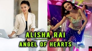 Alisha Rai: Angel of Hearts | एलिशा राई | Dancer Of Thamel Bazar - Nepali Movie LOOT 2