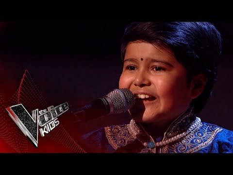 Xxx Mp4 Krishna Performs 'How Deep Is Your Love' Blinds 2 The Voice Kids UK 2018 3gp Sex