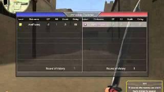 CSO# XellozBraga VS AzelFuxing A.K.A. -GigaBait-