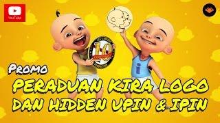 Peraduan Kira Logo Dan Hidden Upin & Ipin Musim 10