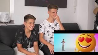 Video-reacción Emoji (La Película) Adexe & Nau