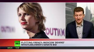 'Moscow is behind Manning's Senate bid': A sweet new conspiracy pie