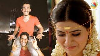 Nagarjuna's sons Naga Chaitanya and Akhil getting engaged together? | Samantha