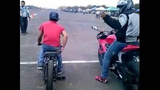 Esta moto dejó a todo el mundo con la boca abierta - Quem vai ganhar?