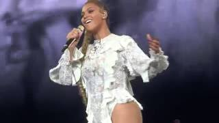 Beyoncé - All Night (Live Formation World Tour Full , Dusseldorf - Germany) Front Row HD